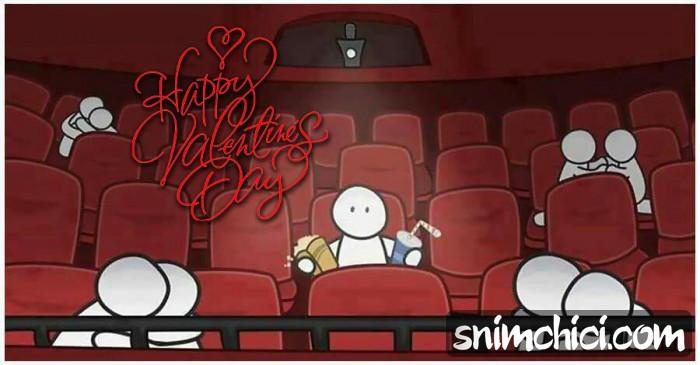 Аз на Свети Валентин :)